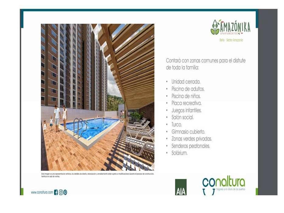 Apartamento sobre planos