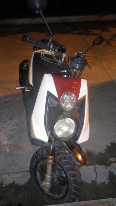 Vendo Moto Bws 4t