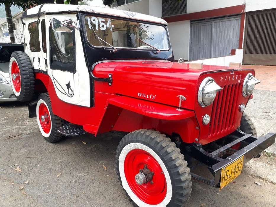 <strong>jeep</strong> Willys 1954 - 20000 km