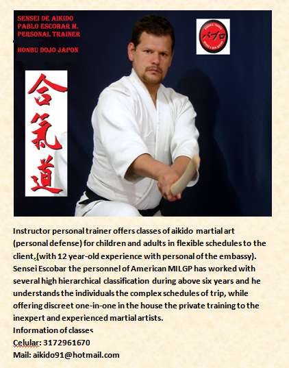 defensa personal aikido