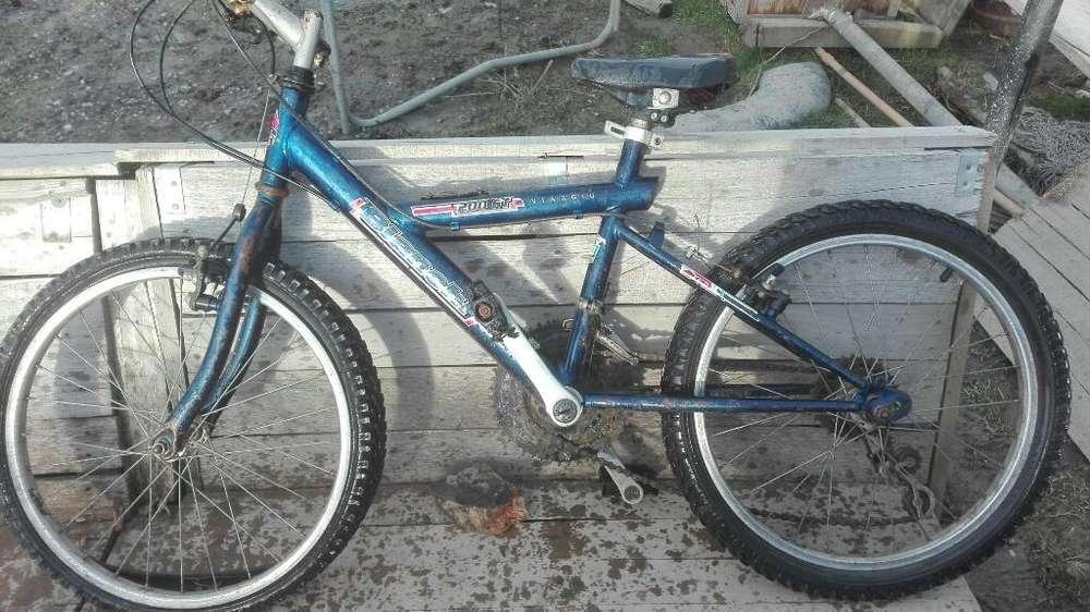 Vendo Bicicleta Bianchi R.20 15 Cambios.