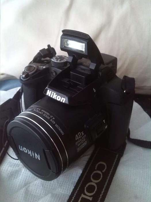 Vendo Camara Nikon Coolpix P510