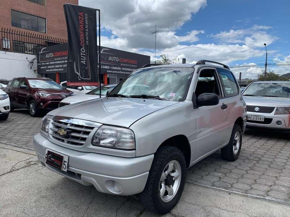 Chevrolet Grand Vitara 2010 - 96000 km