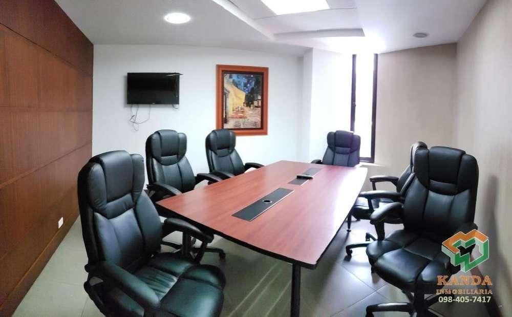 VENDO / ARRIENDO OFICINA 200 m2 - Carolina Republica Salvador - Divisiones