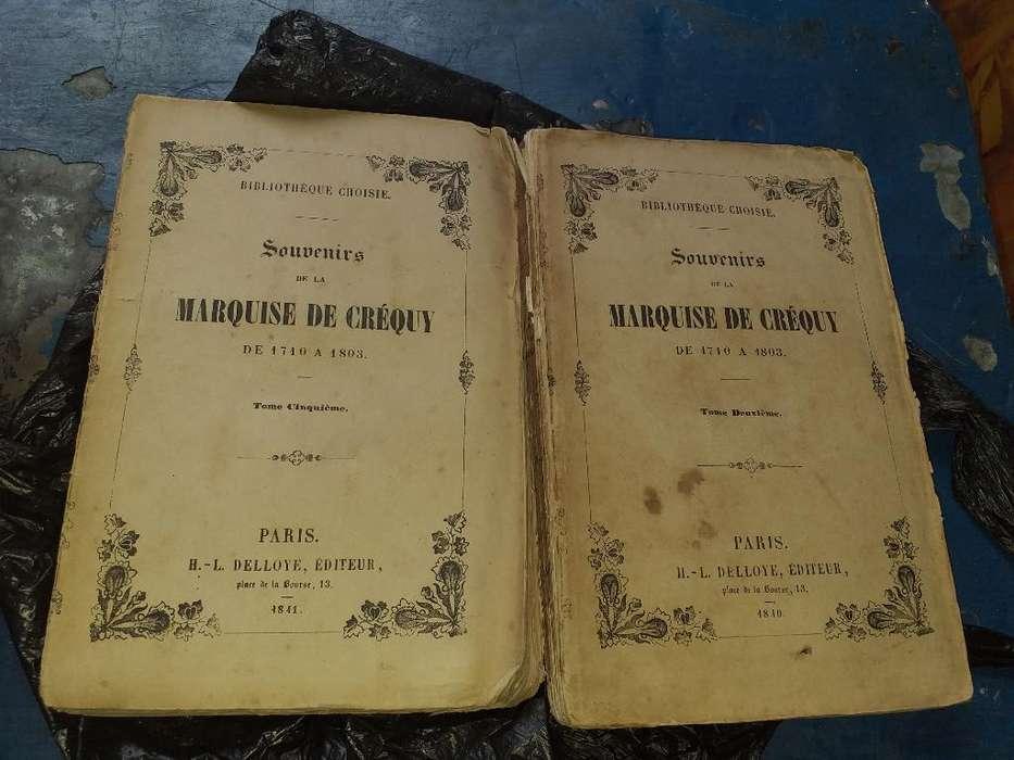 4 Libros La Marquis Del Grequi