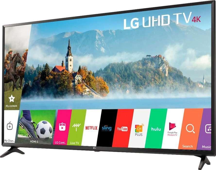 Smart Tv Lg 55 Pulgadas