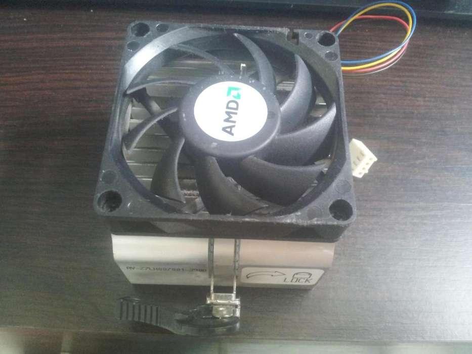 Cooler amd para Board Ddr2 y Ddr3