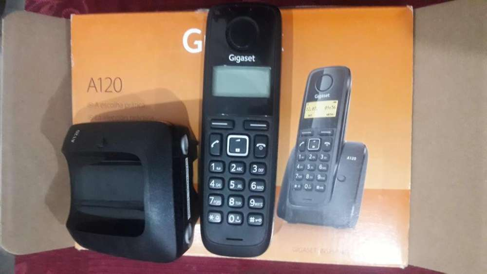 TELEFONO GIGASET A120 Inalambrico