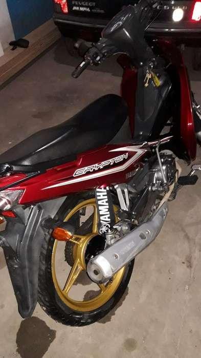Vendo 0 Permuto Yamahaja Cripton