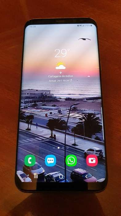 <strong>samsung</strong> S8 Plus Dual Sim Impecable