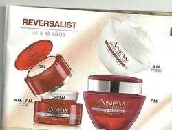 Crema Anew Reversalist o Ultimate o Platinium Set x 3 Avon