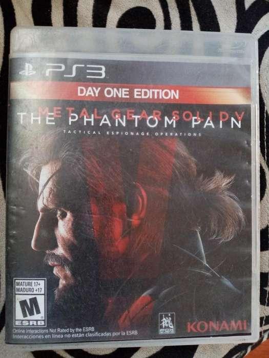 Metal Gear 5. Cambio O Vendo