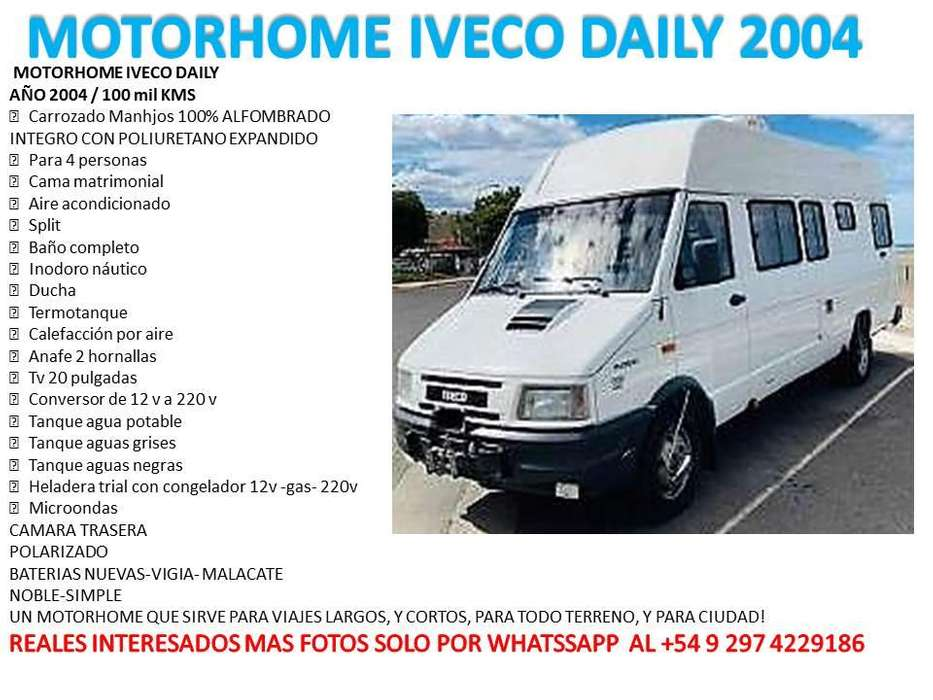 <strong>motorhome</strong> iveco daily 2004