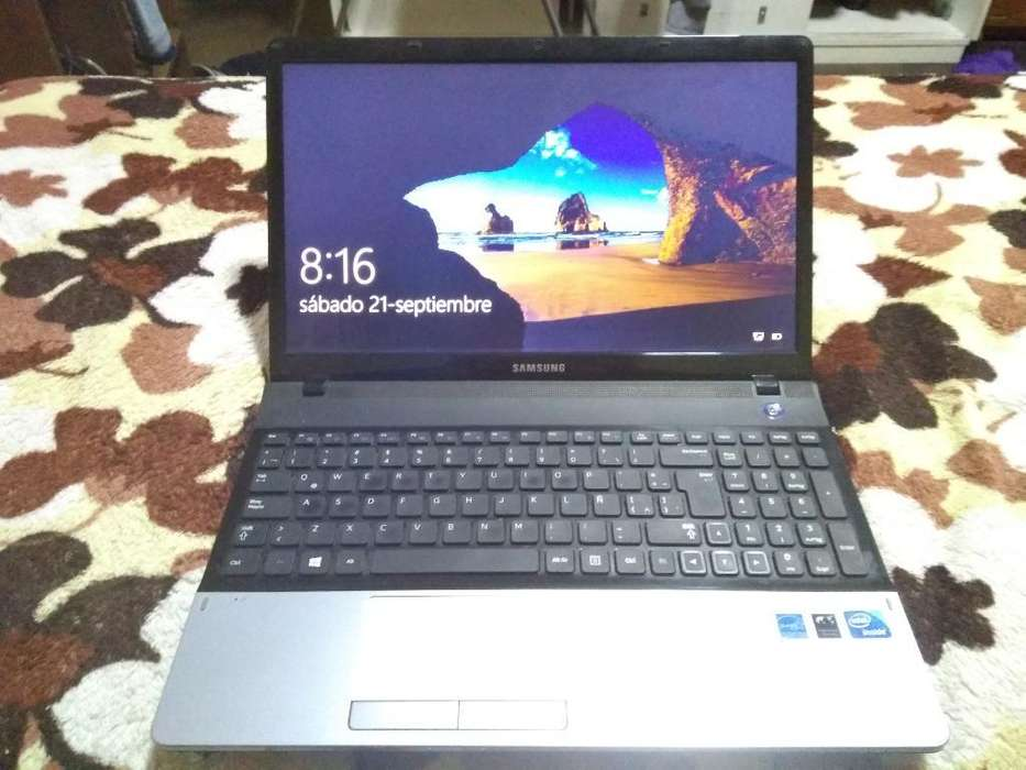 Notebook Samsung Np300 Impecable