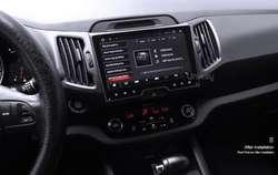 Radio Android Kia Sportage 2010 2011 2012 2013 2014 2015