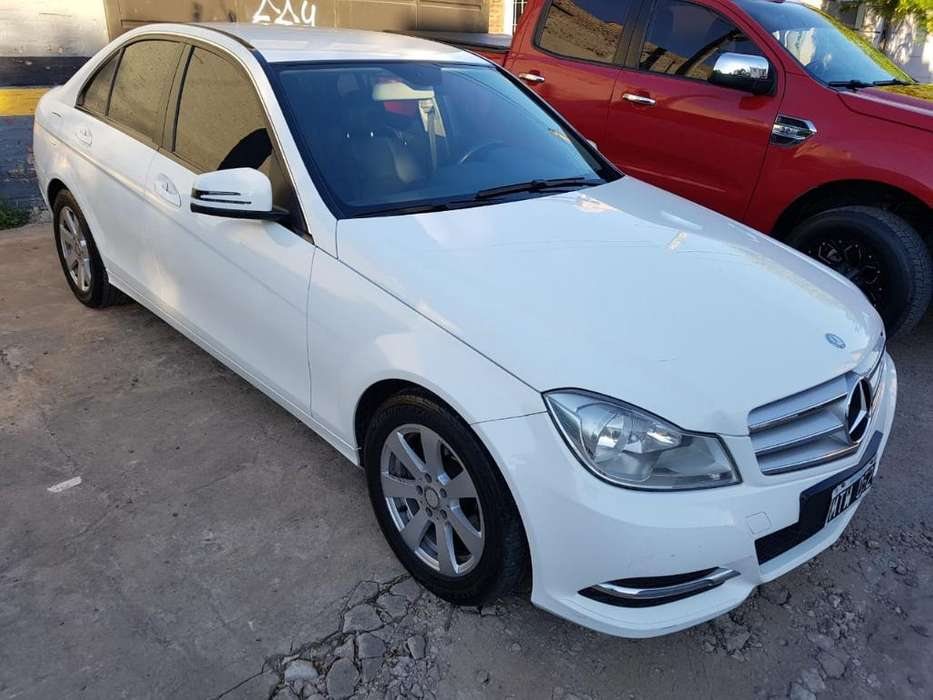 <strong>mercedes-benz</strong> Clase C 2013 - 135000 km