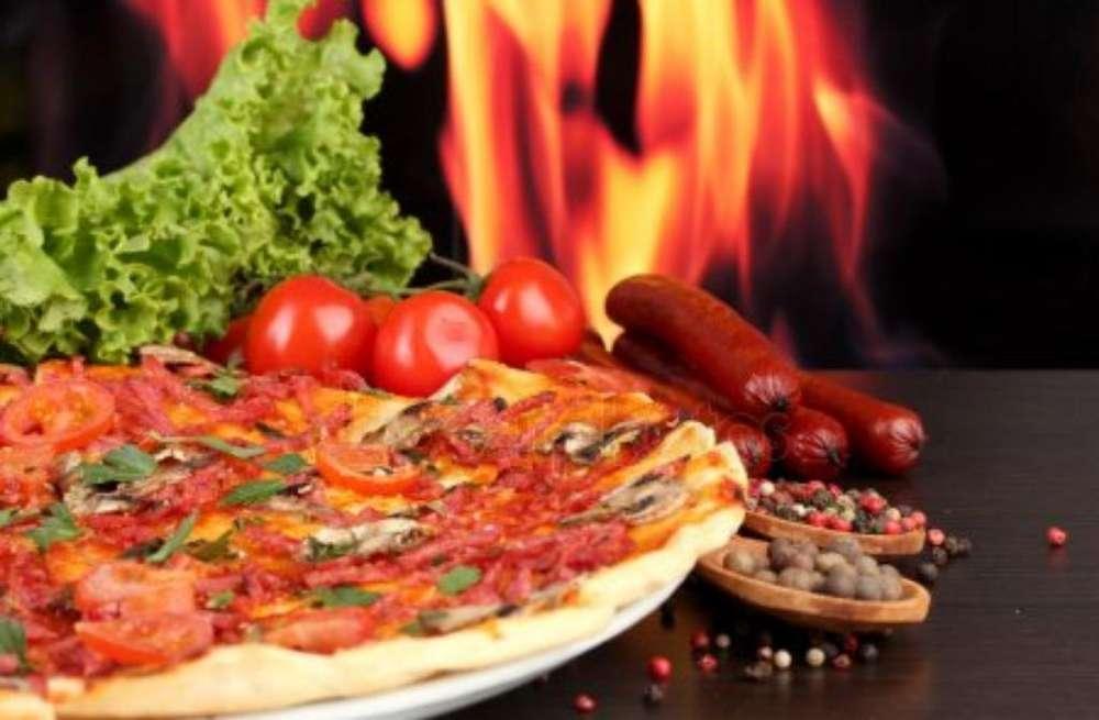 Solicito Pizzero