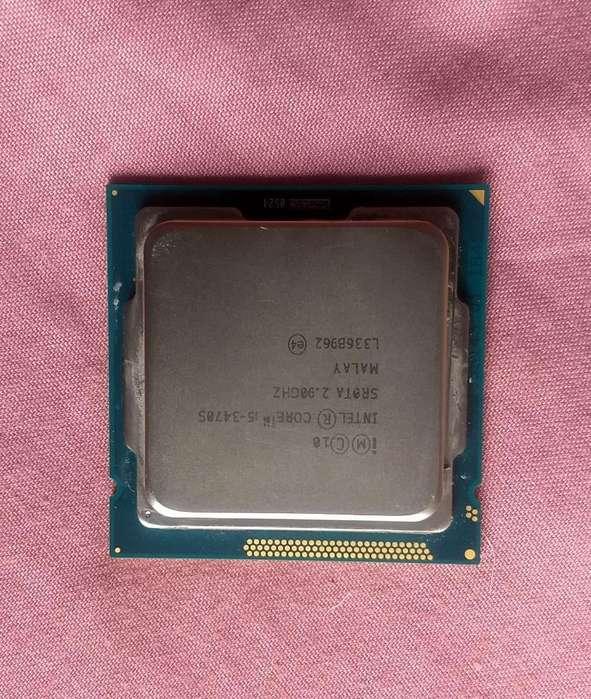 Procesador Intel Core I5 3370