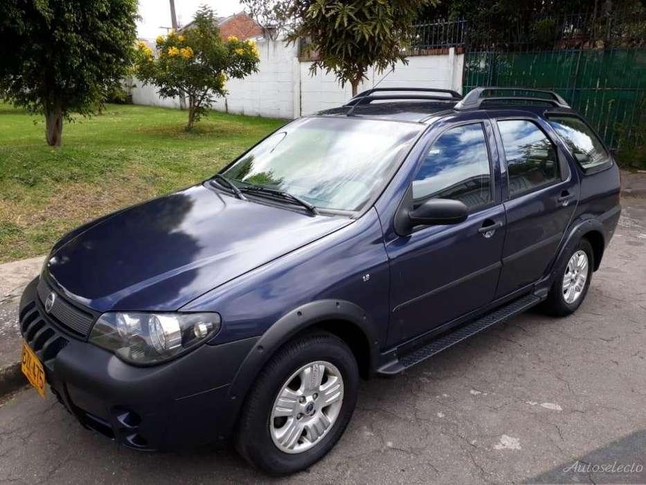 Fiat Palio 2006 - 128000 km