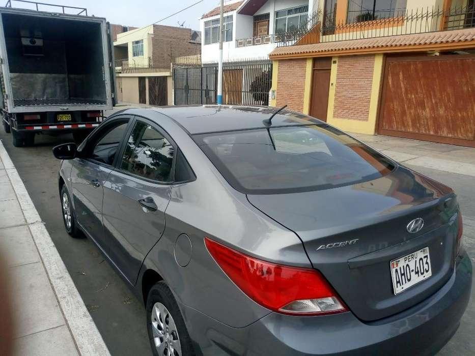 Hyundai Accent 2014 - 82580 km