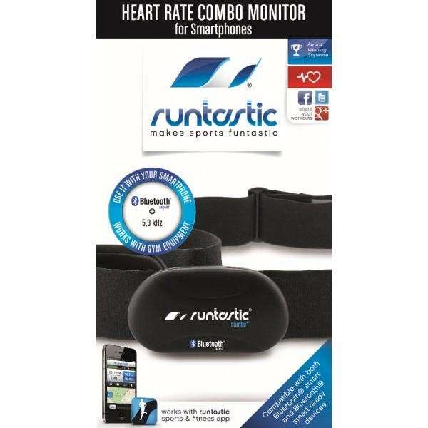 Monitor de pulsaciones RUNTASTIC se conecta via bluetooth con tu celular!