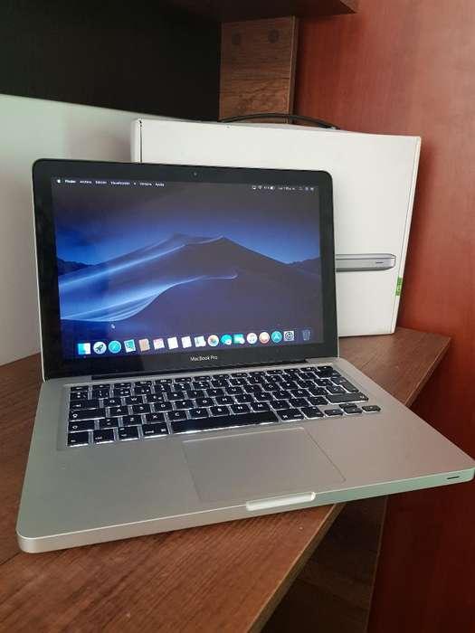 Macbook Pro 2012 Core I5 Perfecto