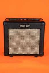 Amplificador De Guitarra: Kustom Kga10 / Como Nuevo / Único