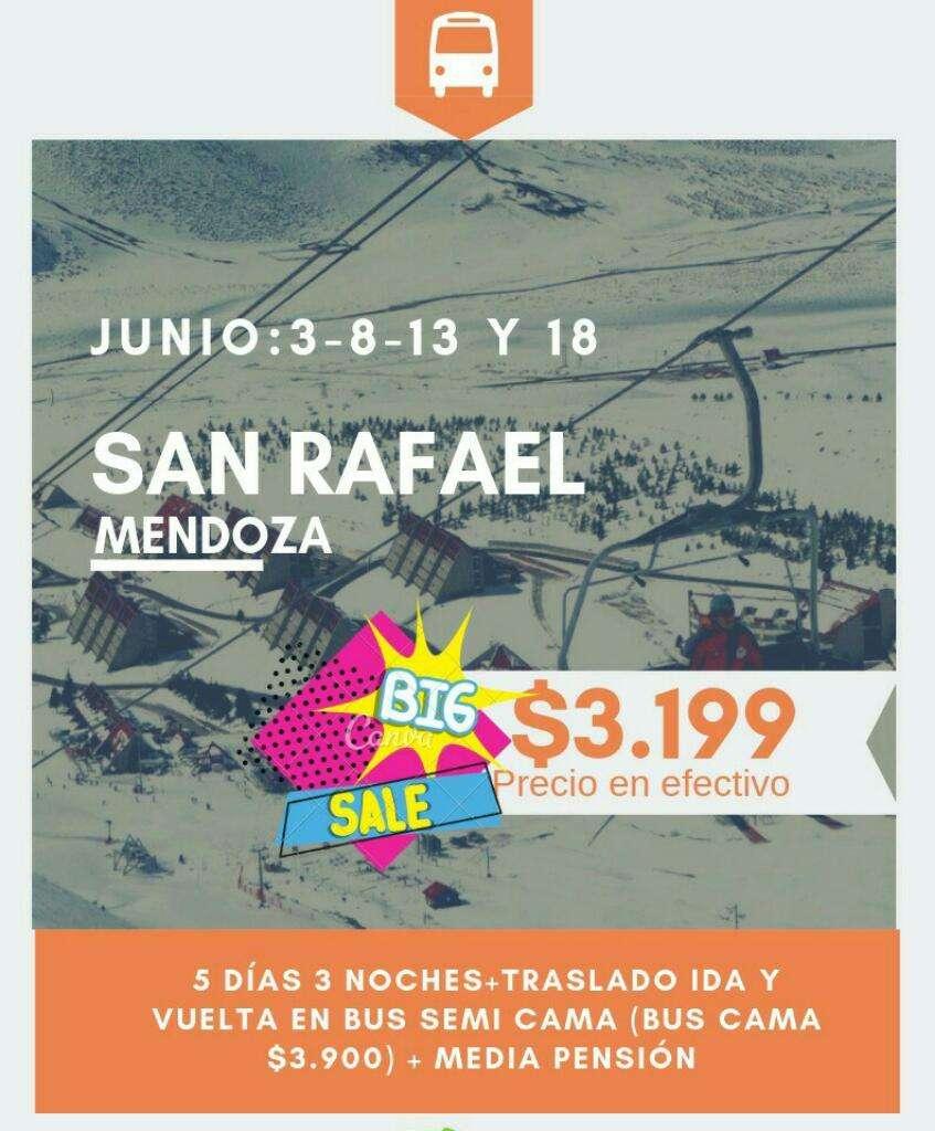 San Rafael. Mendoza