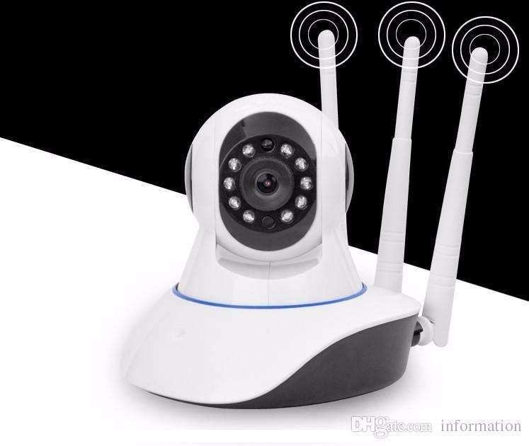 cámara ip robótica de 3 antenas precio oferta 30