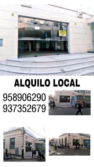 Alquiler Local Centro Piurano