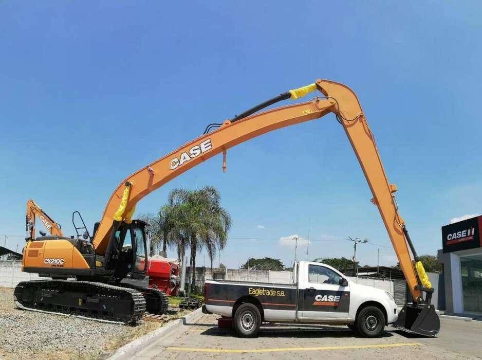 Excavadora Case Cx210c Lr