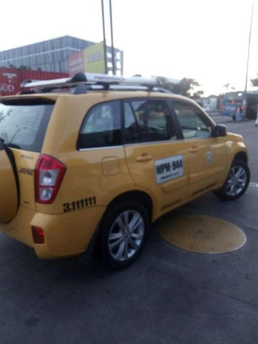 Vendo Taxi Chery Ganga