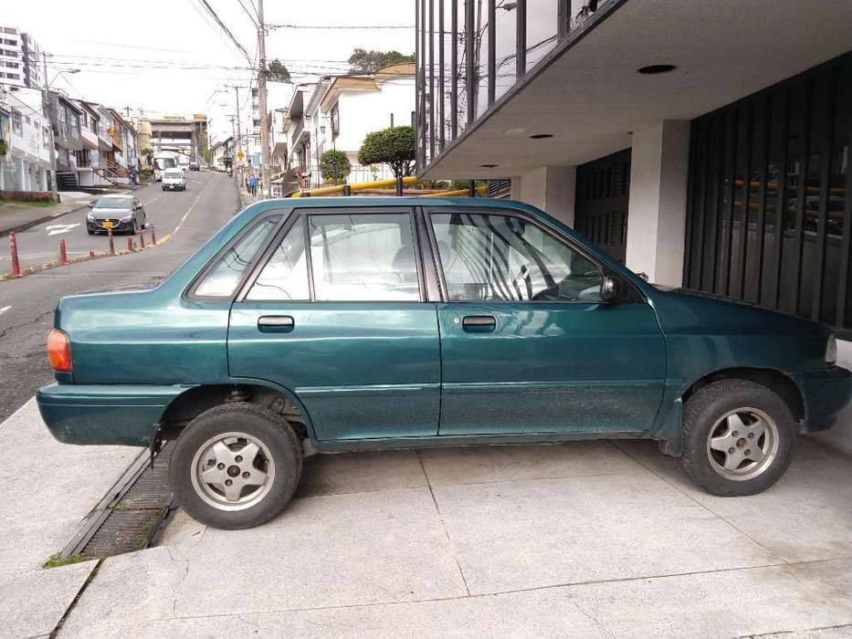 <strong>ford</strong> Festiva 1997 - 200 km