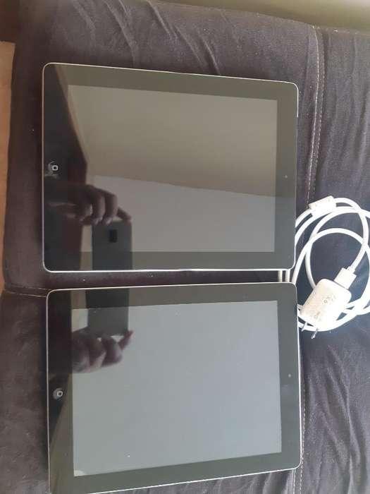 iPad 2 Y iPad 4