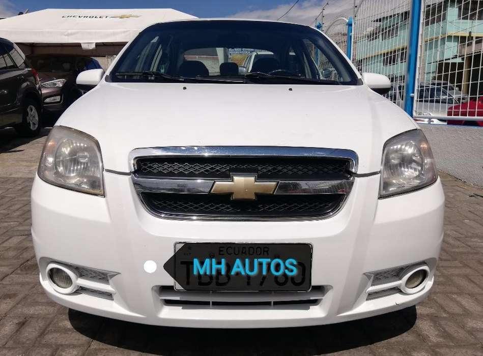Chevrolet Aveo 2012 - 134000 km