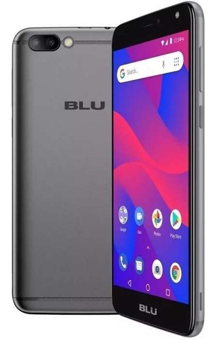 Blu C6 Dual Sim 16gb Pantalla De 5.5 8 2mp / 5mp