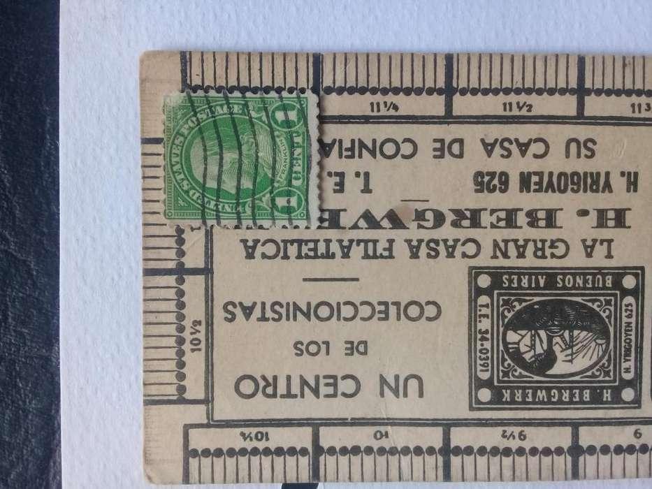 liquido .1 centavo verde franklin