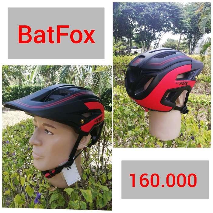 Cascos para Ciclismo Batfox