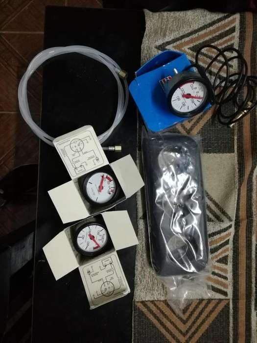 Relojes Instrumental