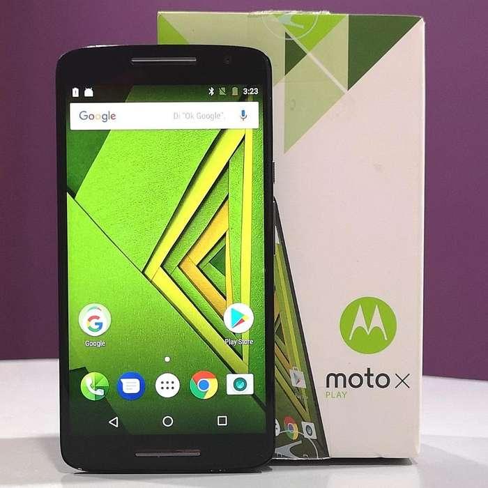Motorola X Play en Caja Libre