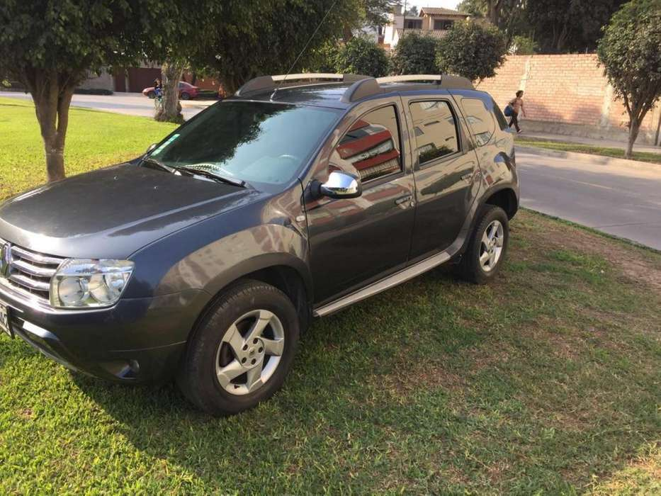 Renault Duster 2013 - 37000 km