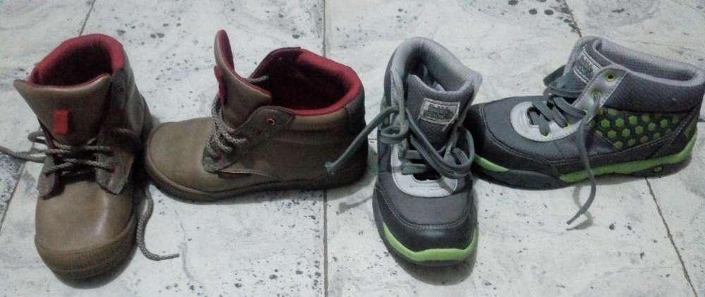 Zapatos Niño en Buen Estado