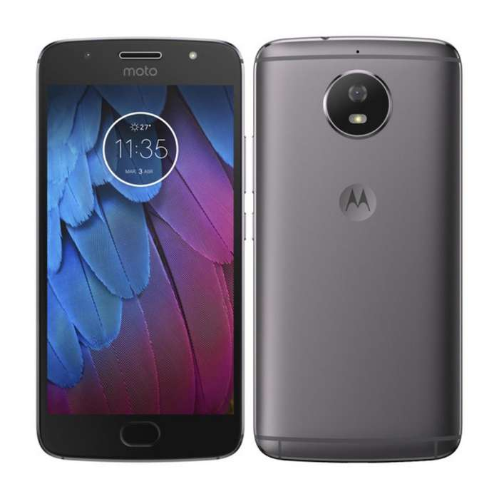 Moto G5s Solo Redes