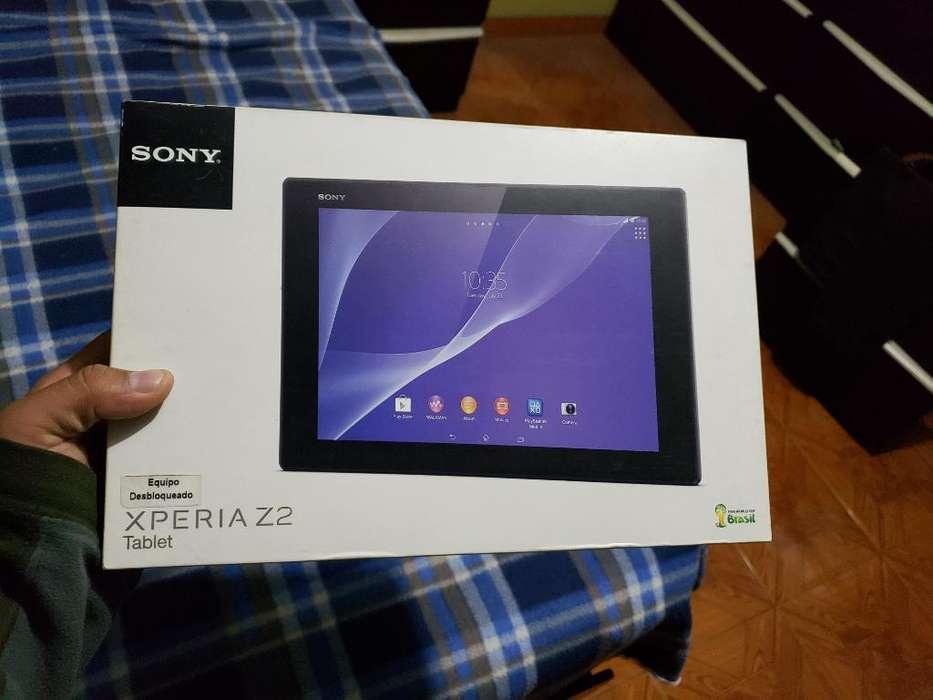 Vendo O Cambio Sony Xperia Z2 Tablet