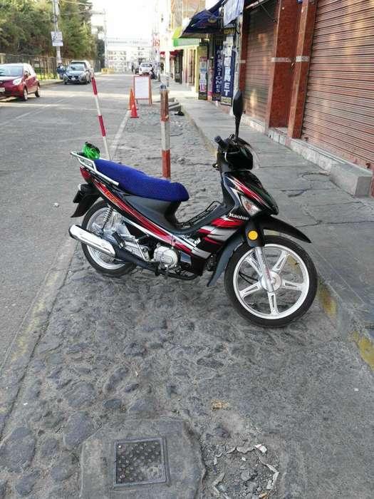 Moto Houjue de Suzuki Modelo 110 Tipo Wave
