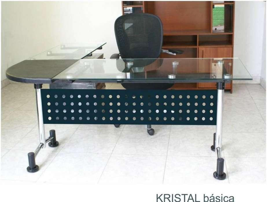 <strong>escritorio</strong>s de vidrio