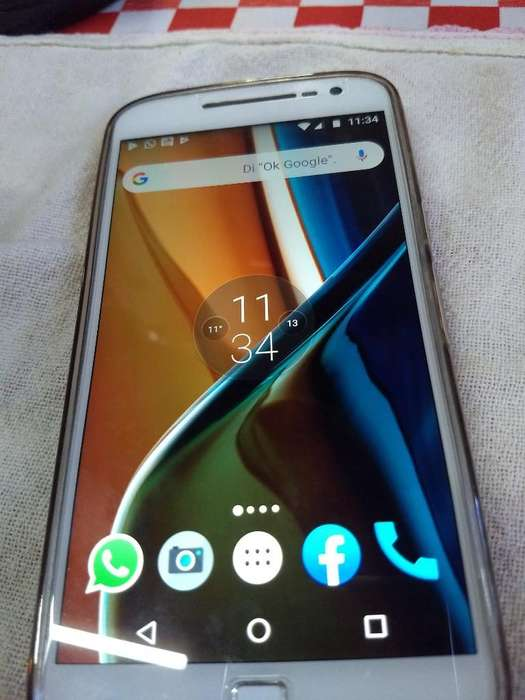 Moto G4 Plus Libre