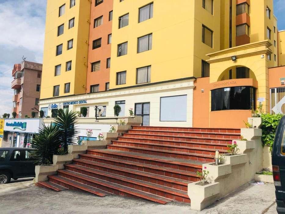 Departamento 2 dormitorios Conjunto Residencial Condado Plaza