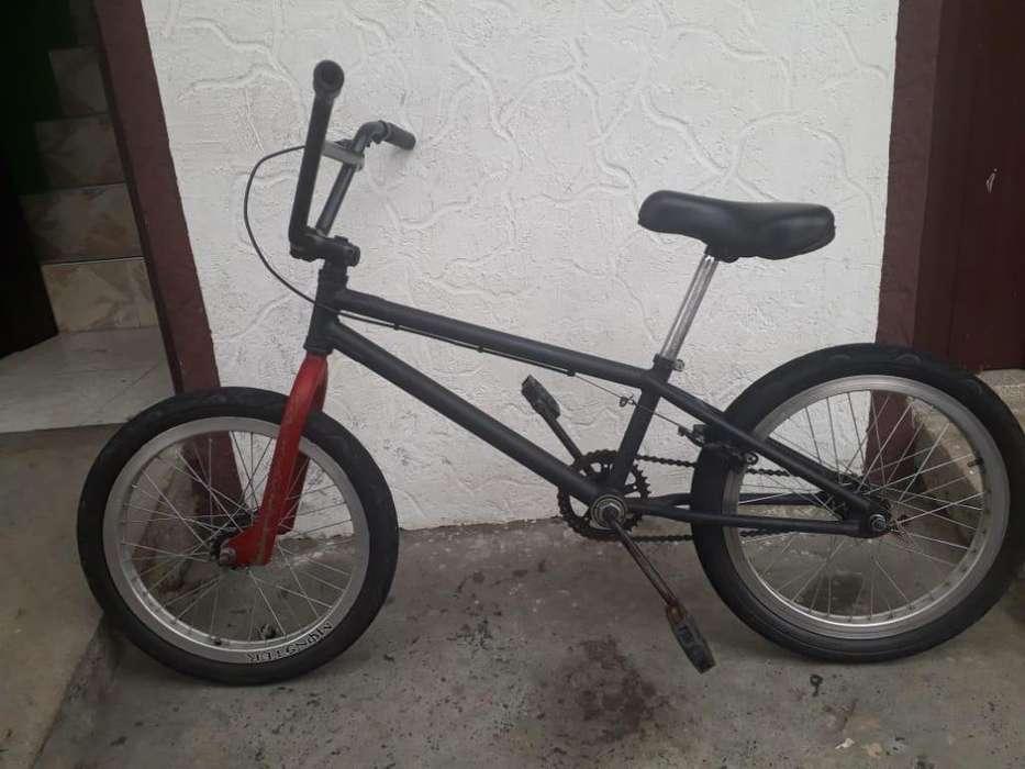bicicleta piraña