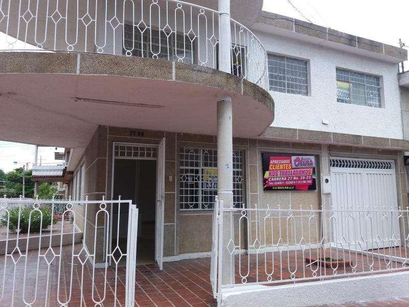 Casa En Arriendo En Bucaramanga San Alonso Cod. ABCLV-5695